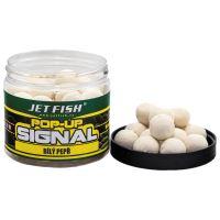 Jet Fish Signal Pop Up Biele Korenie - 60 g 20 mm