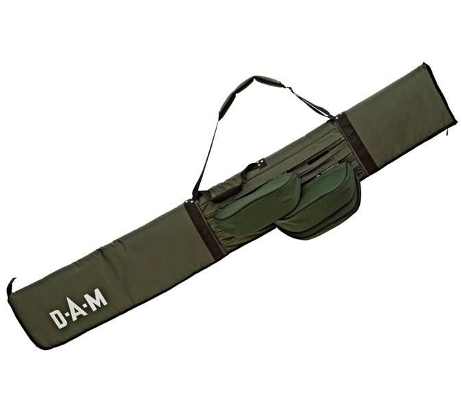 Dam puzdro na prúty adjustable rod holdall