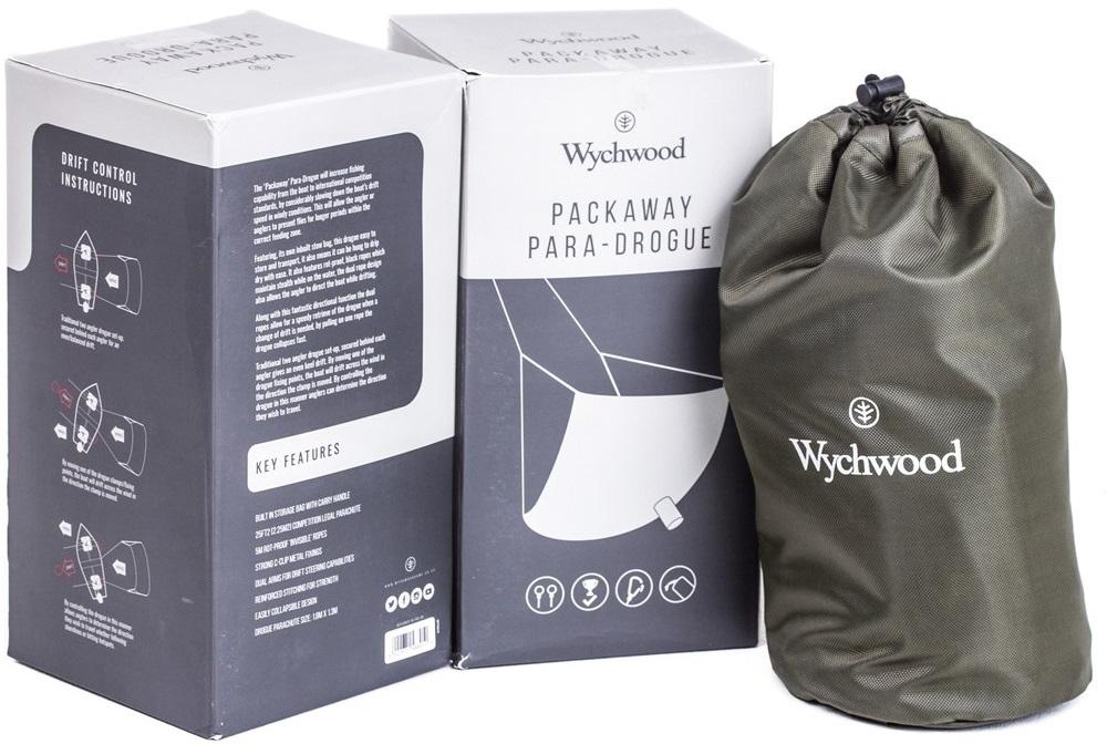 Wychwood padák k lodi packaway international para drogue