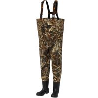 Prologic Prsačky Max5 Taslan Chest Boot Foot Waders - 46-47