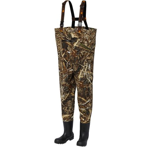 Prologic Prsačky Max5 Taslan Chest Boot Foot Waders