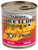 Bait-Tech kukurica super sweetcorn 300 g-Strawberry