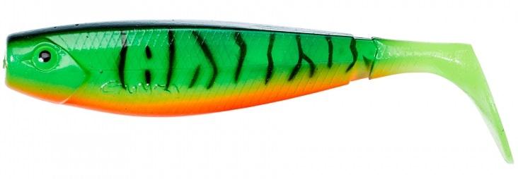 Gunki gumová nástraha box g bump fire tiger - 14 cm