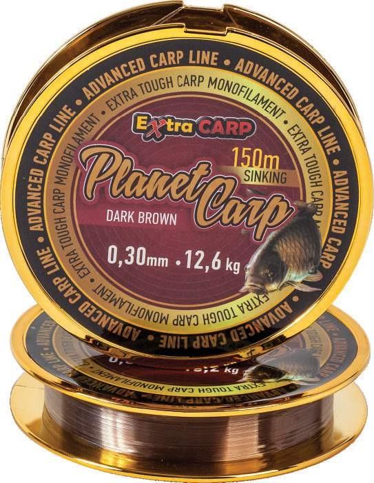 Extra carp vlasec planet carp 150 m-priemer 0,32 mm / nosnosť 13,50 kg