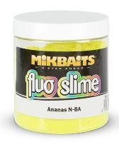 Mikbaits Obaľovací Dip Fluo Slime 100 g-Ananas