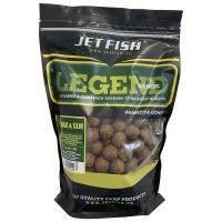 Jet Fish Boilie Legend Range Rak & GLM - 1 kg 24 mm