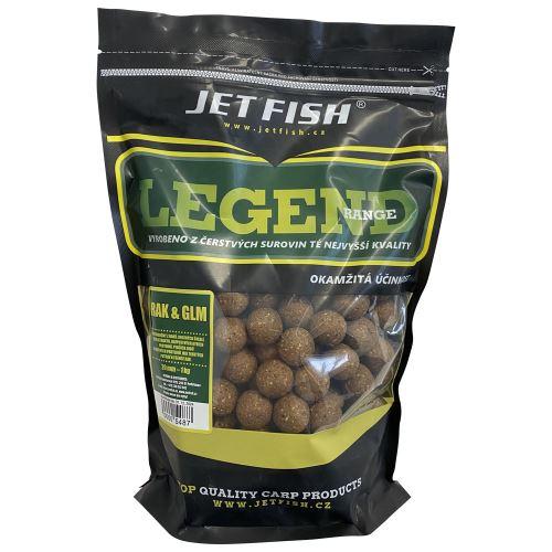 Jet Fish Boilie Legend Range Rak & GLM