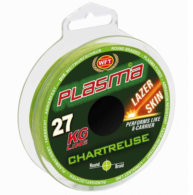 Wft šnúra kg plasma chartreuse 150 m - 0,08 mm 8 kg
