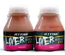 Jet Fish liver booster + dip 250 ml-Mystic