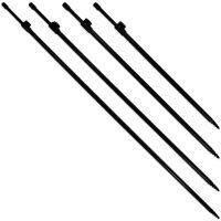 Giants Fishing Zavrtávacia Tyč Čierna Banksticks Powerdrill -   90-145 cm