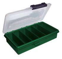 Falcon krabička Plastová - Krabička Twister - veľká rozmery: 205x125x30mm