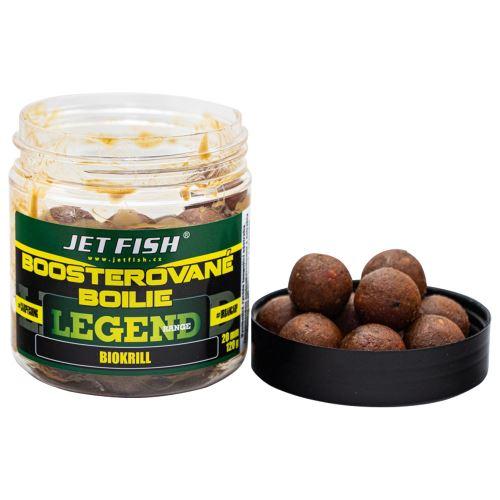Jet Fish Boosterované Boilie Legend Range Biokrill 250 ml