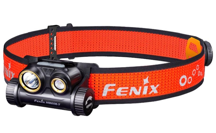 Fenix nabíjacia čelovka hm65r-t
