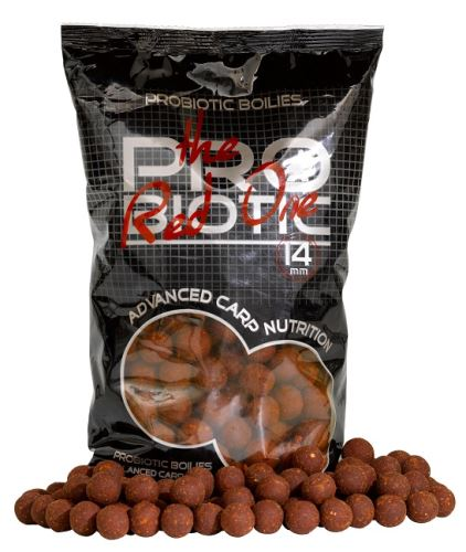 Starbaits Boilie Probiotic Red One