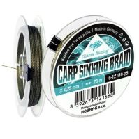 Giants Fishing Náväzcová Šnúra Carp Sinking Braid 20 m - 0,16 mm 9,2 kg