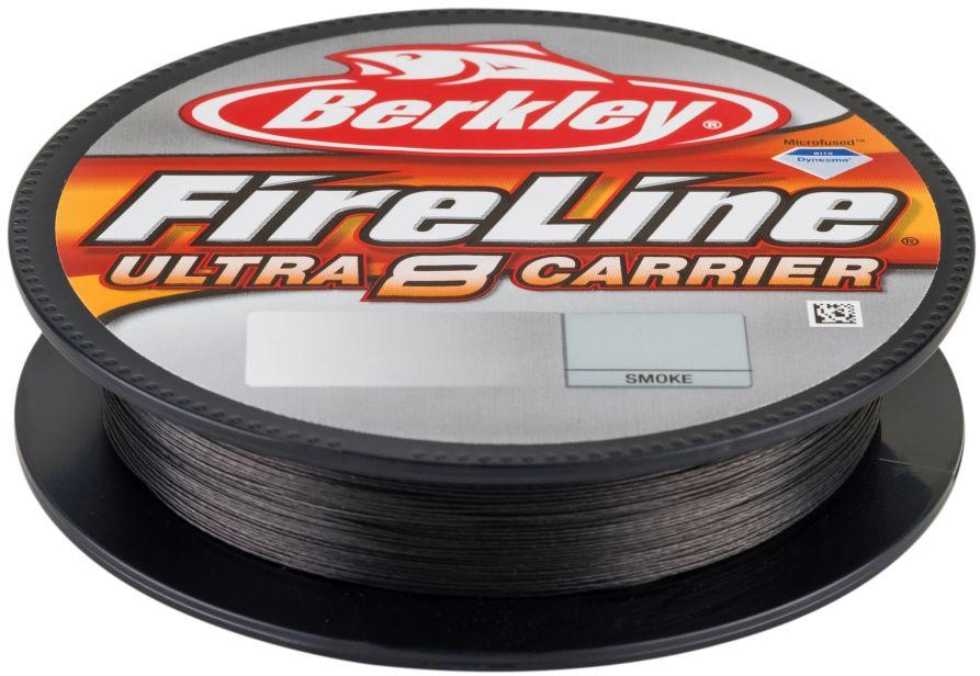 Berkley šnúra fireline ultra 8 150 m smoke-priemer 0,10 mm / nosnosť 6,2 kg