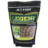 Jet Fish Boilie Legend Range Bioliver-Ananás/N-butyric 24 mm 1 kg