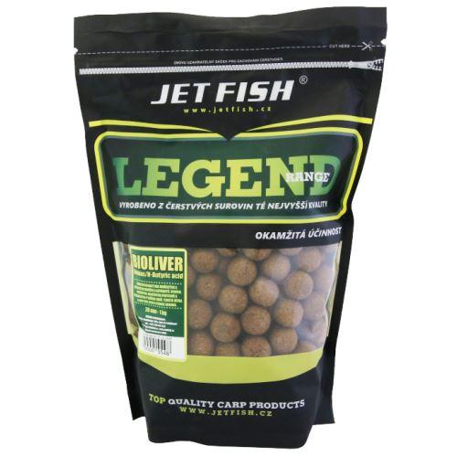 Jet Fish Boilie Legend Range Bioliver-Ananás/N-butyric