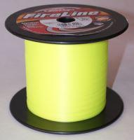 Berkley Spletaná Šnúra Fireline Green-Priemer 0,17mm / Nosnosť 10,2kg / Návin 1m