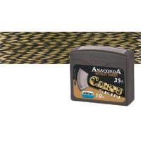 Anaconda pletená šnúra Gentle Link 10 m Camo-Nosnost 25lb