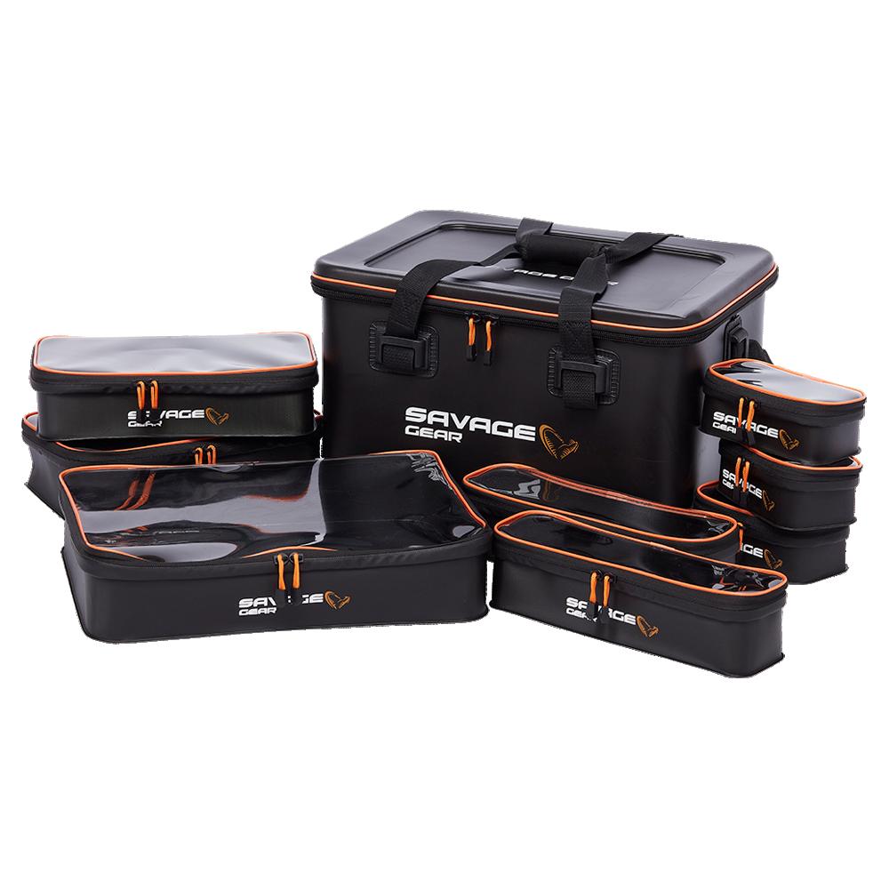 Savage gear taška wpmp lure carryall kit 9 ks xl 50 l