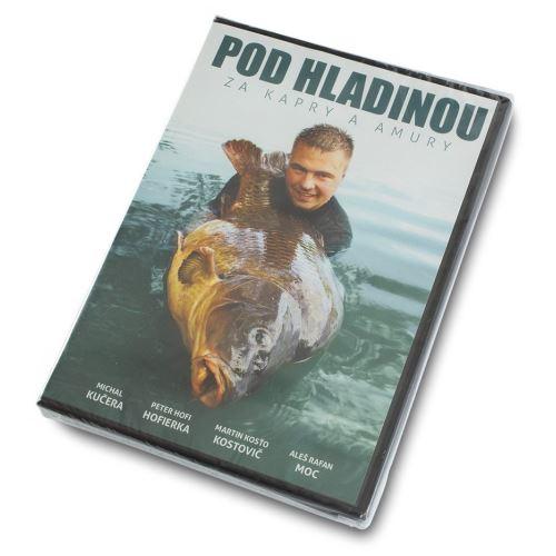 Mikbaits DVD POD HLADINOU Za kaprami a amurmi