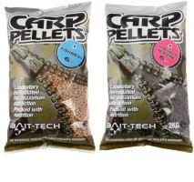 Bait-Tech pelety carp feed pellets 8 mm 2 kg-Hallibut