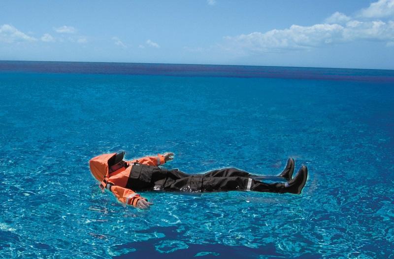 Behr plávajúci oblek floatationsuit-veľkosť xxxl