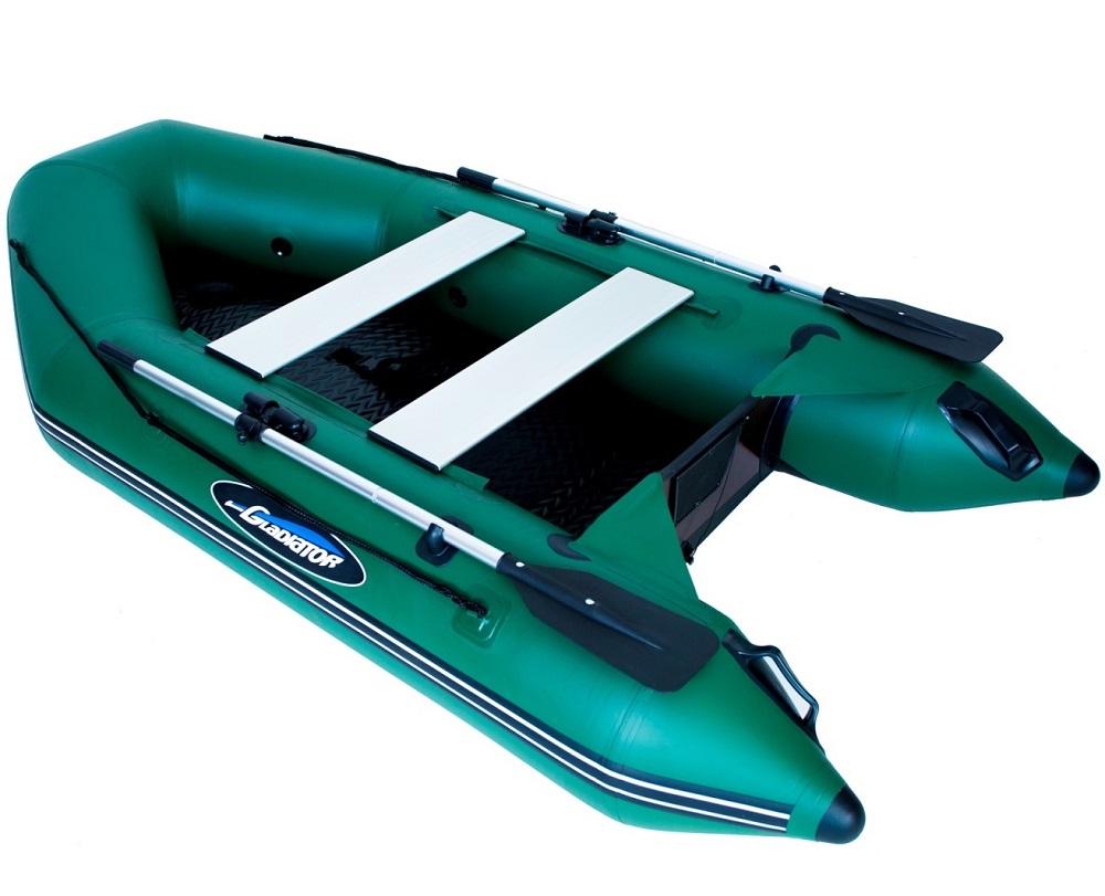 Gladiátor čln nafukovací ak280 ad zelený
