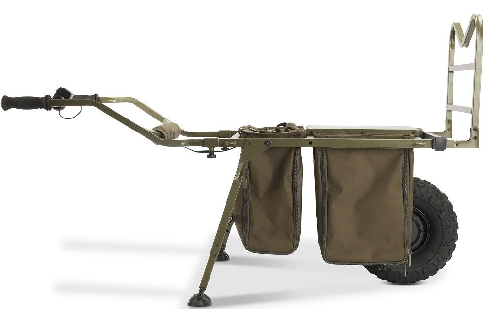 Nash vozík trax metro power barrow