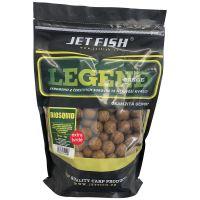 Jet Fish Extra Tvrdé Boilie Legend Range Biosquid 20 mm 250 g