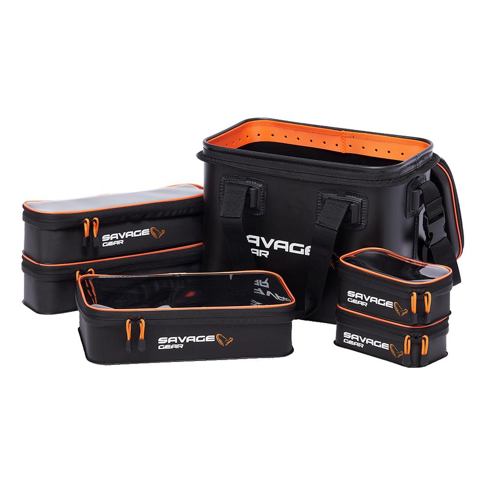 Savage gear taška wpmp lure carryall kit 6 ks l 24 l
