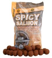 Starbaits Boilie Spicy Salmon-1 kg 24 mm