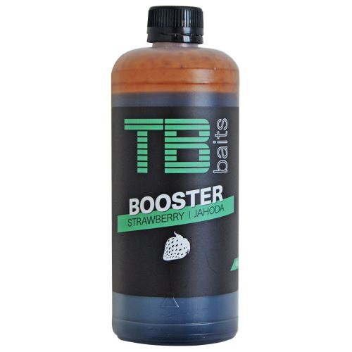 TB Baits Booster Strawberry 500 ml