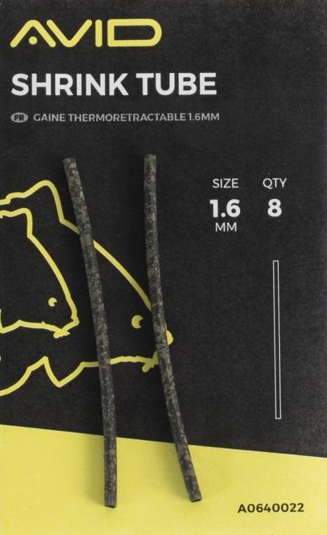 Avid carp zmršťovacia hadička shrink tube-1,6 mm
