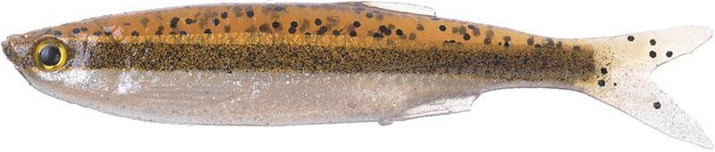 Savage gear gumová nástraha lb 3d bleak real tail minnow-13,5 cm 14 g 4 ks