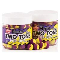 Dynamite Baits Boilies Fluoro Two Tone Pop-Ups Plum & Pineapple-15 mm