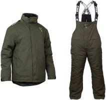 Fox Zimný Oblek Green Silver Winter Suit-Veľkosť XXXL