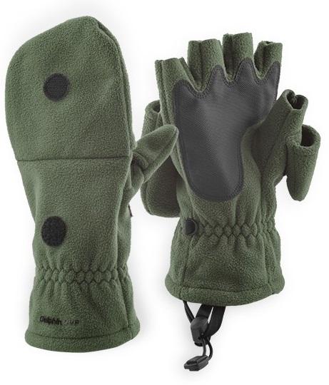 Delphin flísové rukavice camp-l