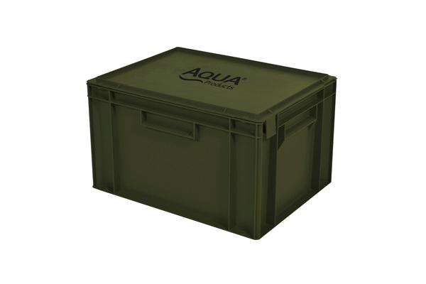Agua staxx box uzatvárateľný stohovateľný box-veľkosť 15 l / 40x30x18,6 cm