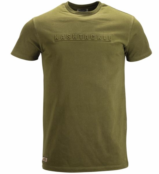 Nash tričko emboss t-shirt-veľkosť 12-14 rokov
