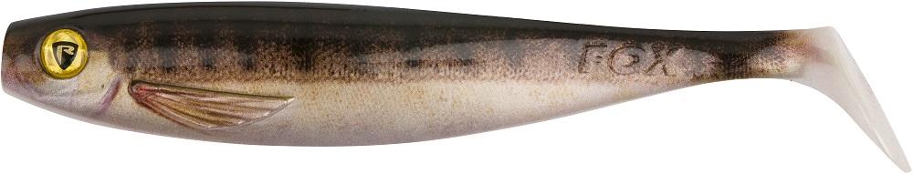 Fox rage gumová nástraha pro shad super naturals zander-28 cm