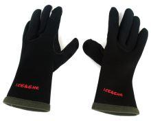 Behr Neoprenové rukavice s fleecovou podšívkou Icebehr Titanium Neopren-Veľkosť L