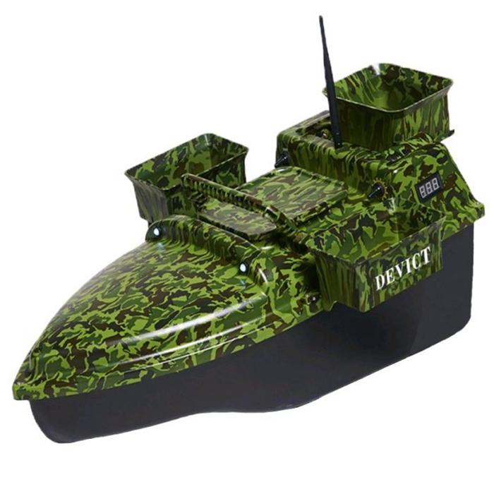 Devict zavážacia loďka tanker triple camo