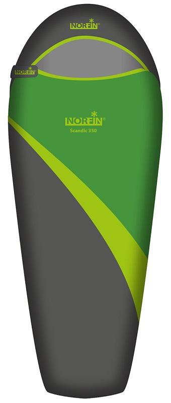 Norfin spací vak sleeping bag scandic 350 r