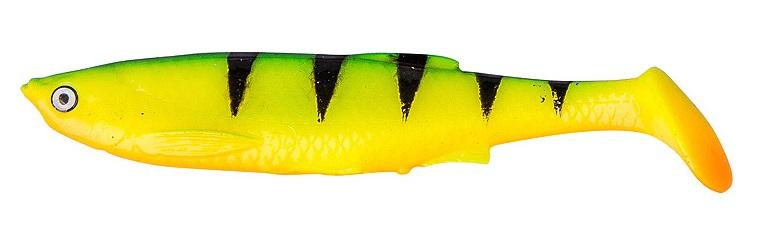 Savage gear gumová nástraha lb 3d bleak paddle tail firetiger-10,5 cm 8 g 5 ks