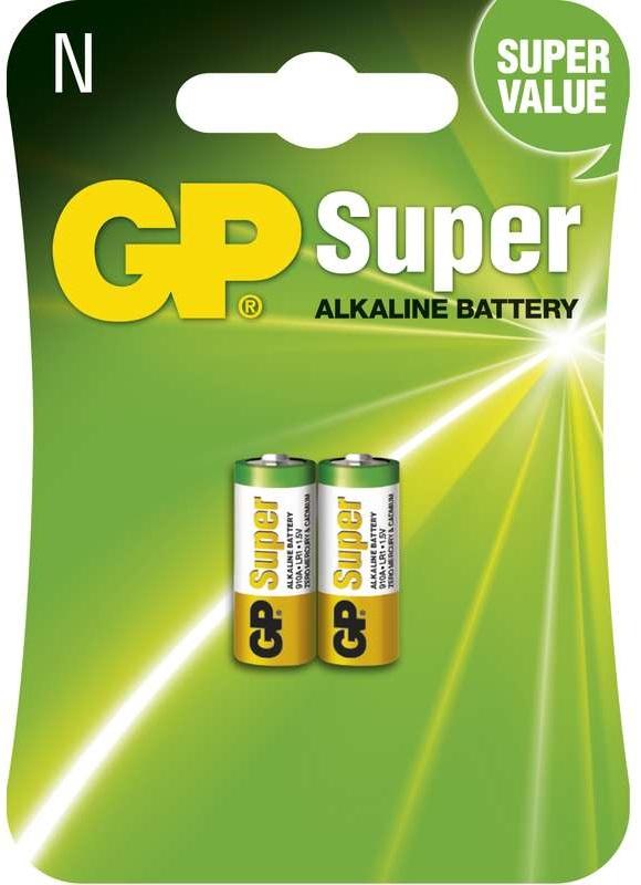 Gp batteries alkalická špeciálna batéria gp 910a 2 ks