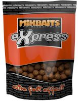 Mikbaits Boilies Express Original 1 kg 18 mm-Půlnoční Pomeranč
