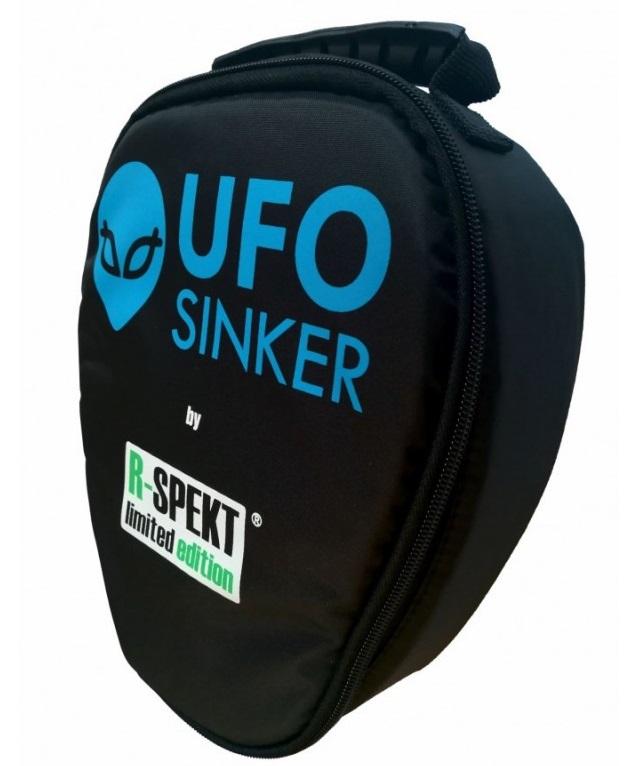 R-spekt taška odhodová ufo sinker by hlava
