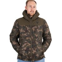 Fox Bunda Camo Khaki RS Jacket - XXXL
